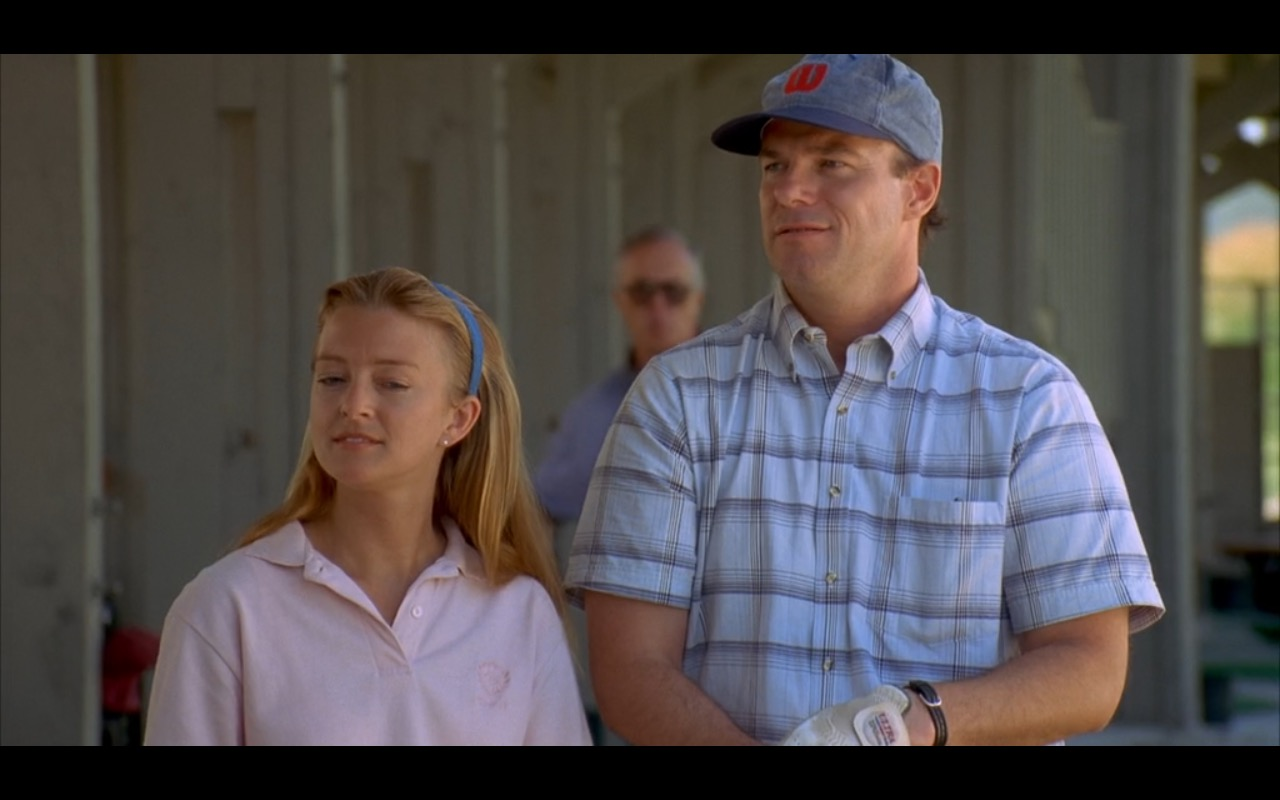 Wilson Golf Cap – Happy Gilmore (1996) Movie Product Placement
