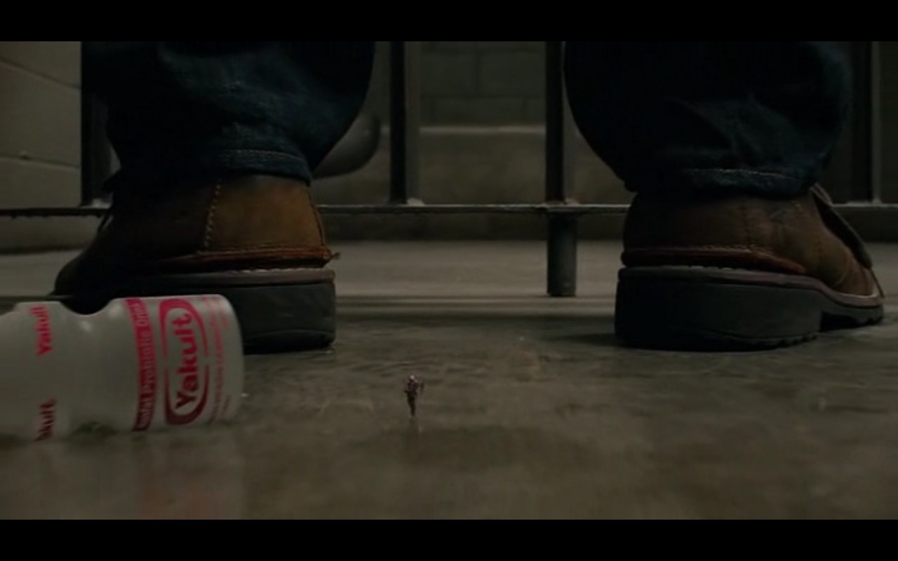 Yakult Probiotic Drink – Ant-Man (2015) Movie Product Placement