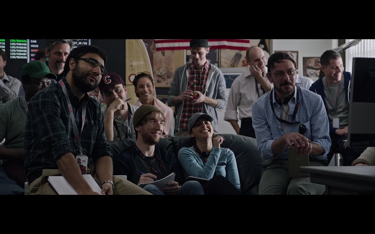 AOC Tablet – The Martian (2015) Movie Product Placement