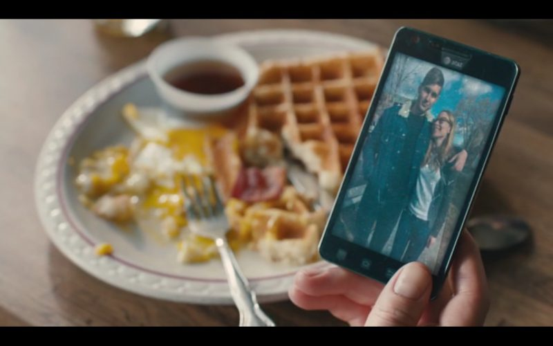 AT&T Phone - Don Verdean (2015) Movie Product Placement