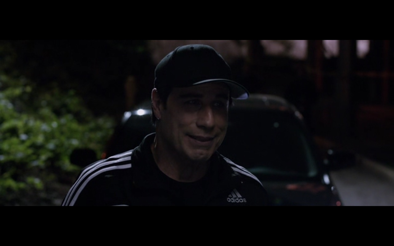 Adidas Sports Apparel For Men - Criminal Activities (2015) Movie Product Placement