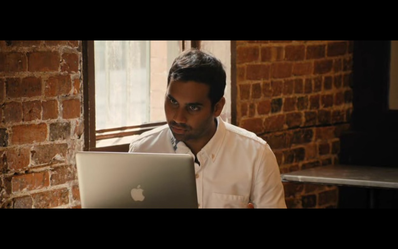 Apple MacBook Pro – Master of None TV Show Product Placement