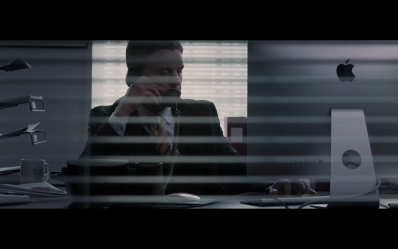 Apple iMac – Criminal Activities (2015) Movie Product Placement