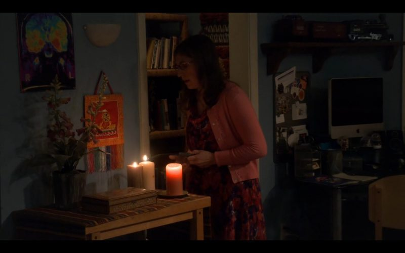 Apple iMac – The Big Bang Theory TV Show Product Placement