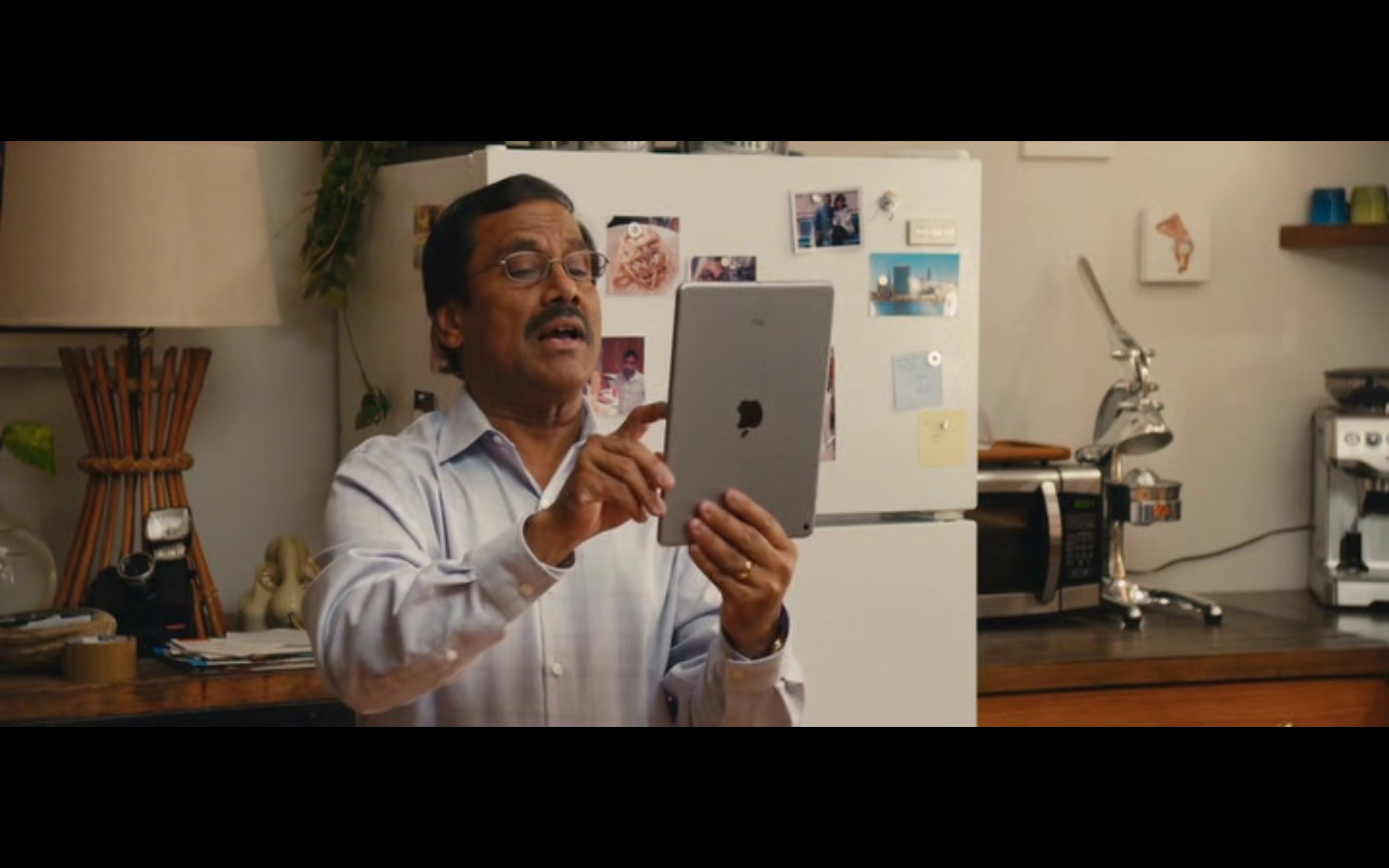 Apple iPad Air - Master of None - TV Show Product Placement