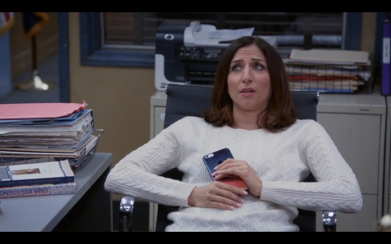 Apple iPhone 6/6S Plus - Brooklyn Nine-Nine TV Show Product Placement