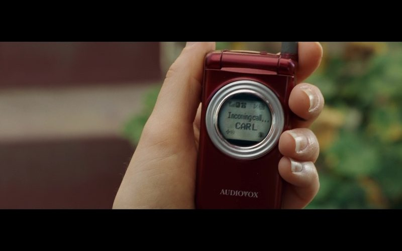 Audiovox Phone - Yes Man (2008) Movie Product Placement