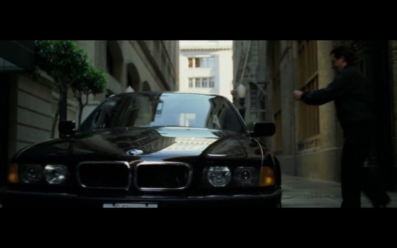 BMW 7 Series – The Game 1997 (1)