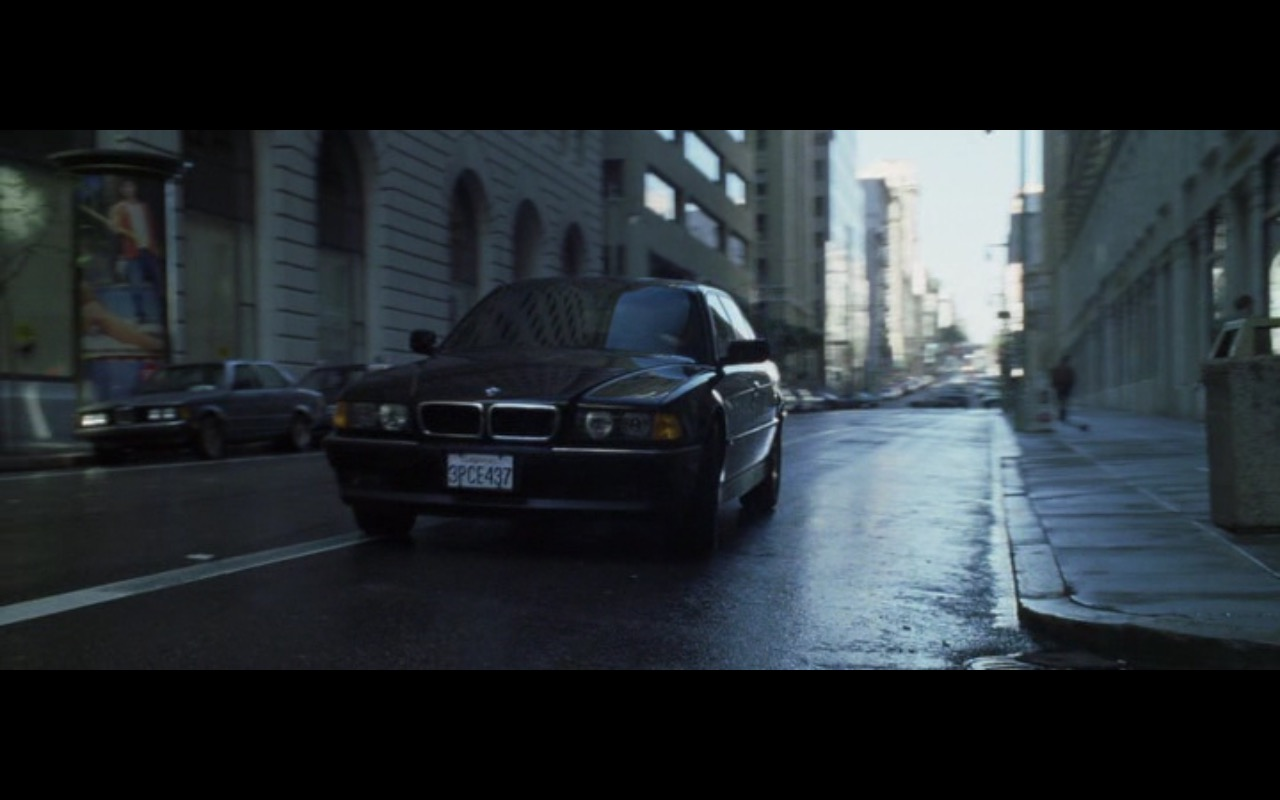 Bmw 7 Series The Game 1997 Movie