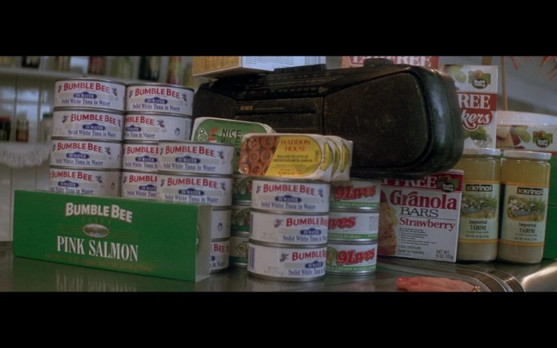 Bumble Bee Seafood Products – Die Hard: With a Vengeance (1995) Movie Product Placement