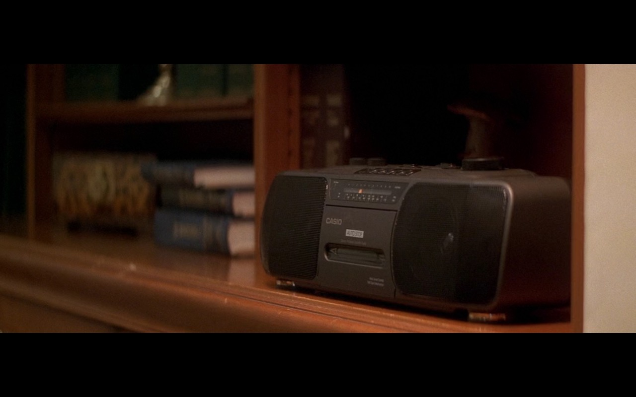 Casio Cassette Player – Die Hard: With a Vengeance (1995) Movie Product Placement