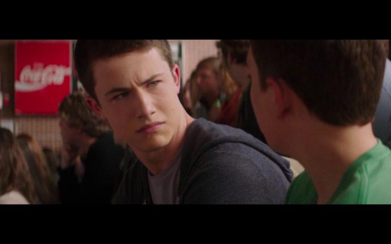 Coca-Cola - Goosebumps (2015) Movie Product Placement