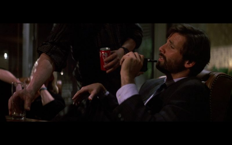 Coca-Cola Product Placement in Die Hard 1988 Movie (1)