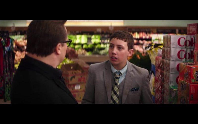 Coke & Fanta – Goosebumps (2015) Movie Product Placement