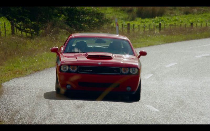 Dodge Challenger – Ash Vs. Evil Dead (1)