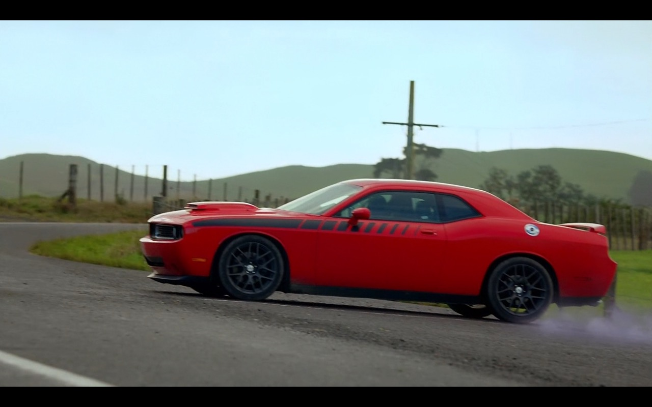 Dodge Challenger - Ash Vs. Evil Dead TV Show Product Placement