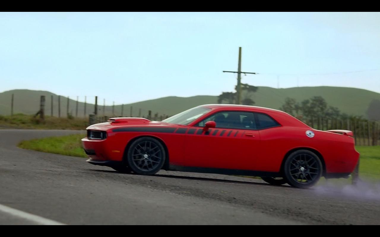 Dodge Challenger Ash Vs Evil Dead Tv Show Scenes