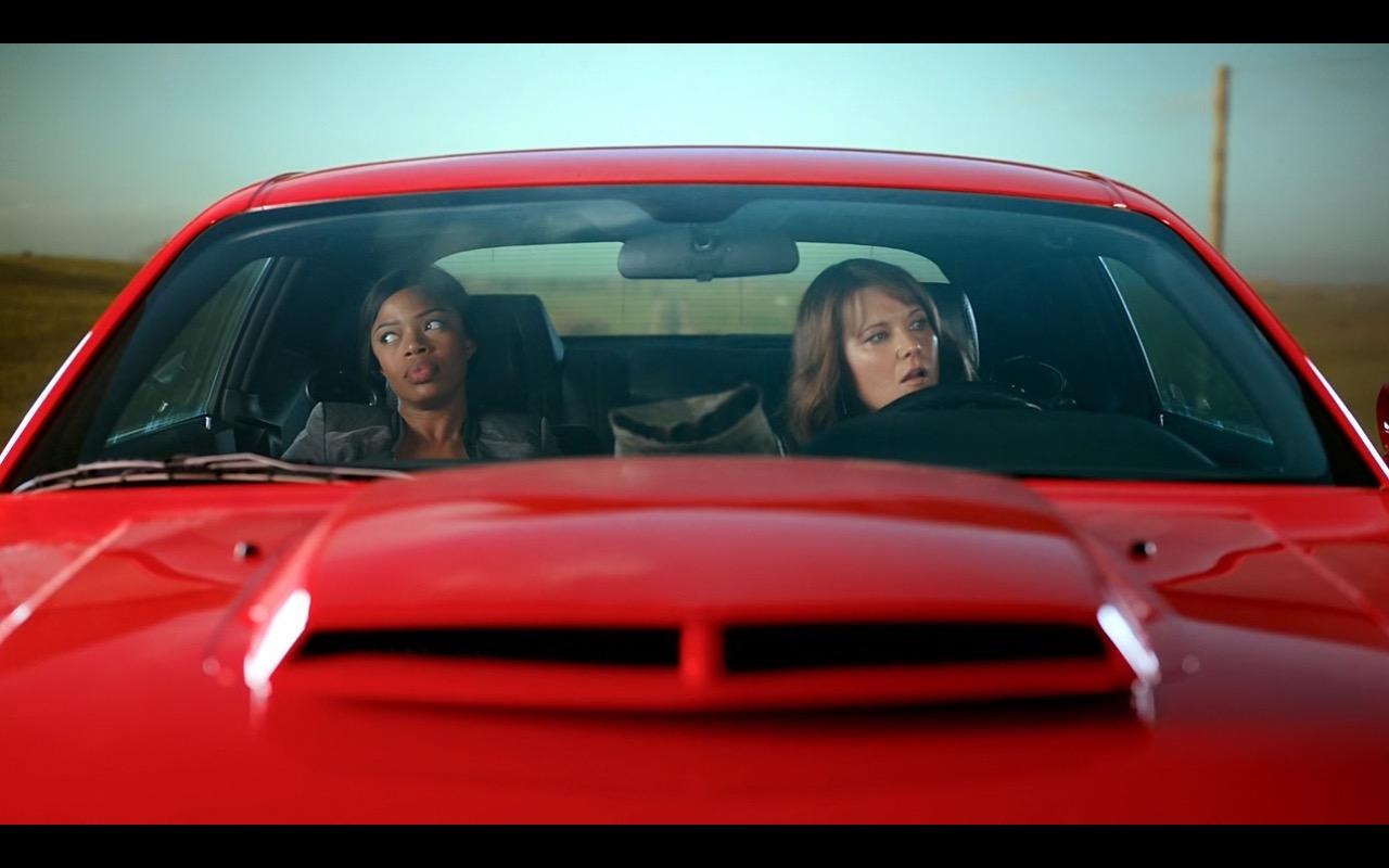 Dodge Challenger Ash Vs Evil Dead Tv Show