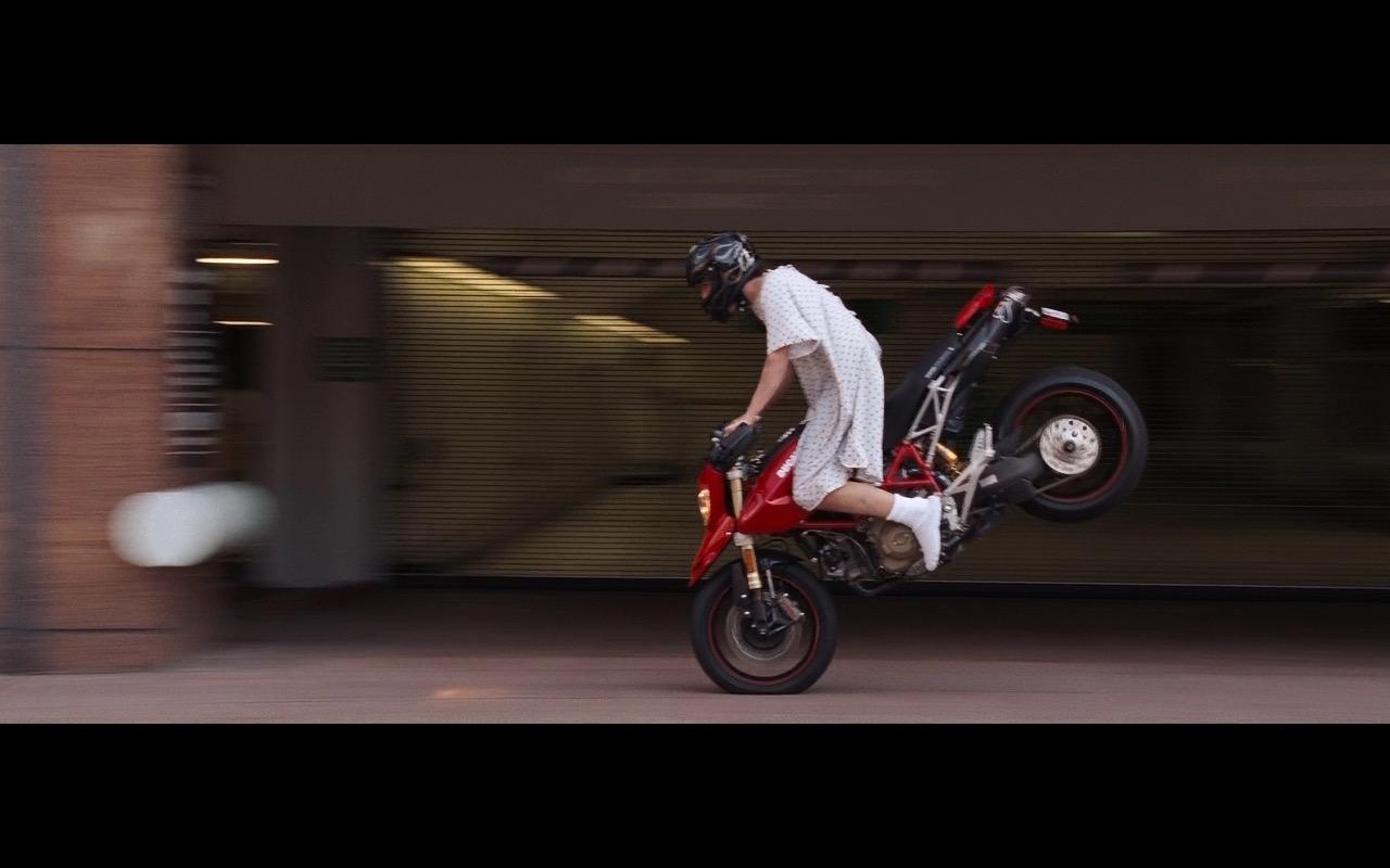 Ducati Bike – Yes Man (2008) Movie Scenes