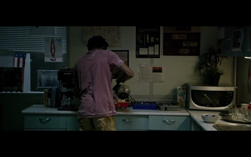 Earth Wise Juice and LG microwave – The Martian (2015)
