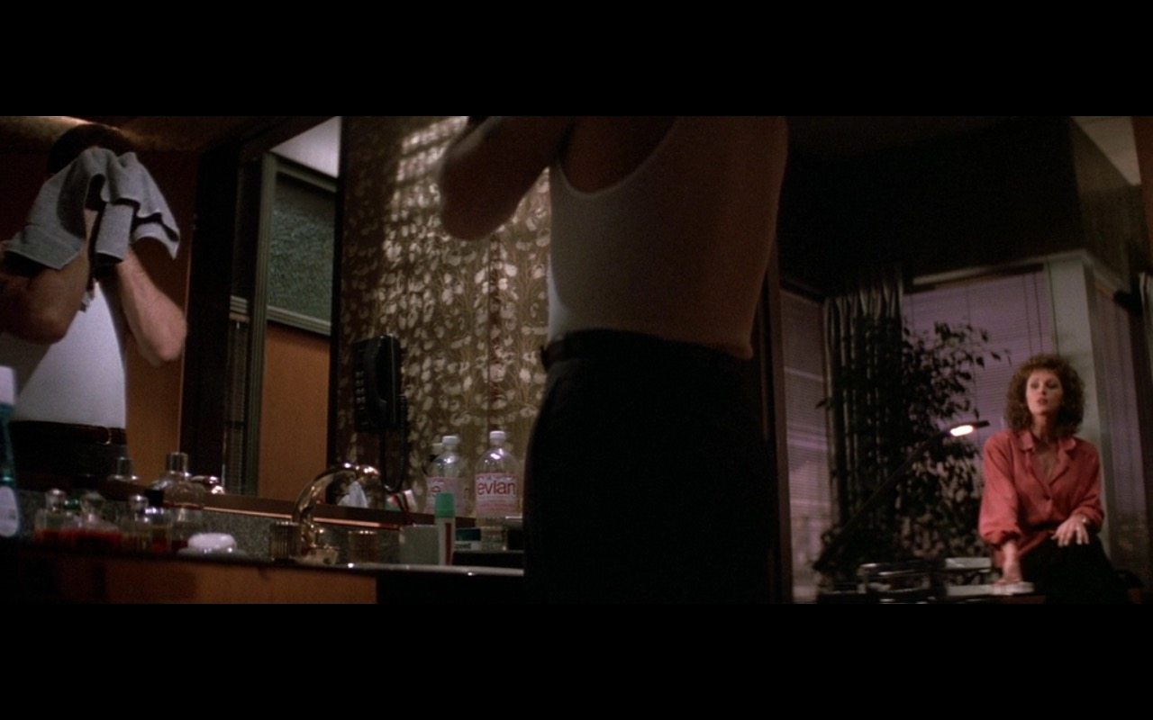 Evian Mineral Water - Die Hard (1988) Movie Product Placement