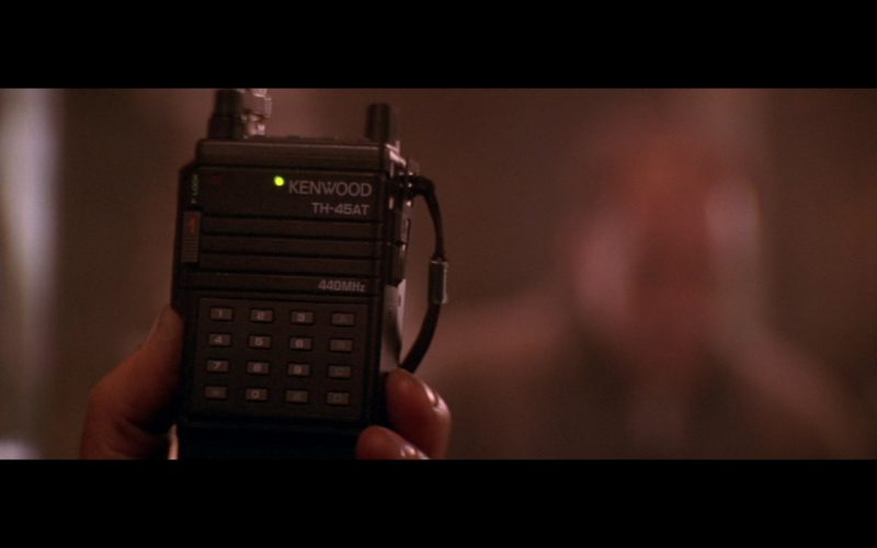 Kenwood TH-45AT Transceiver – Die Hard 2 – 1990 (1)