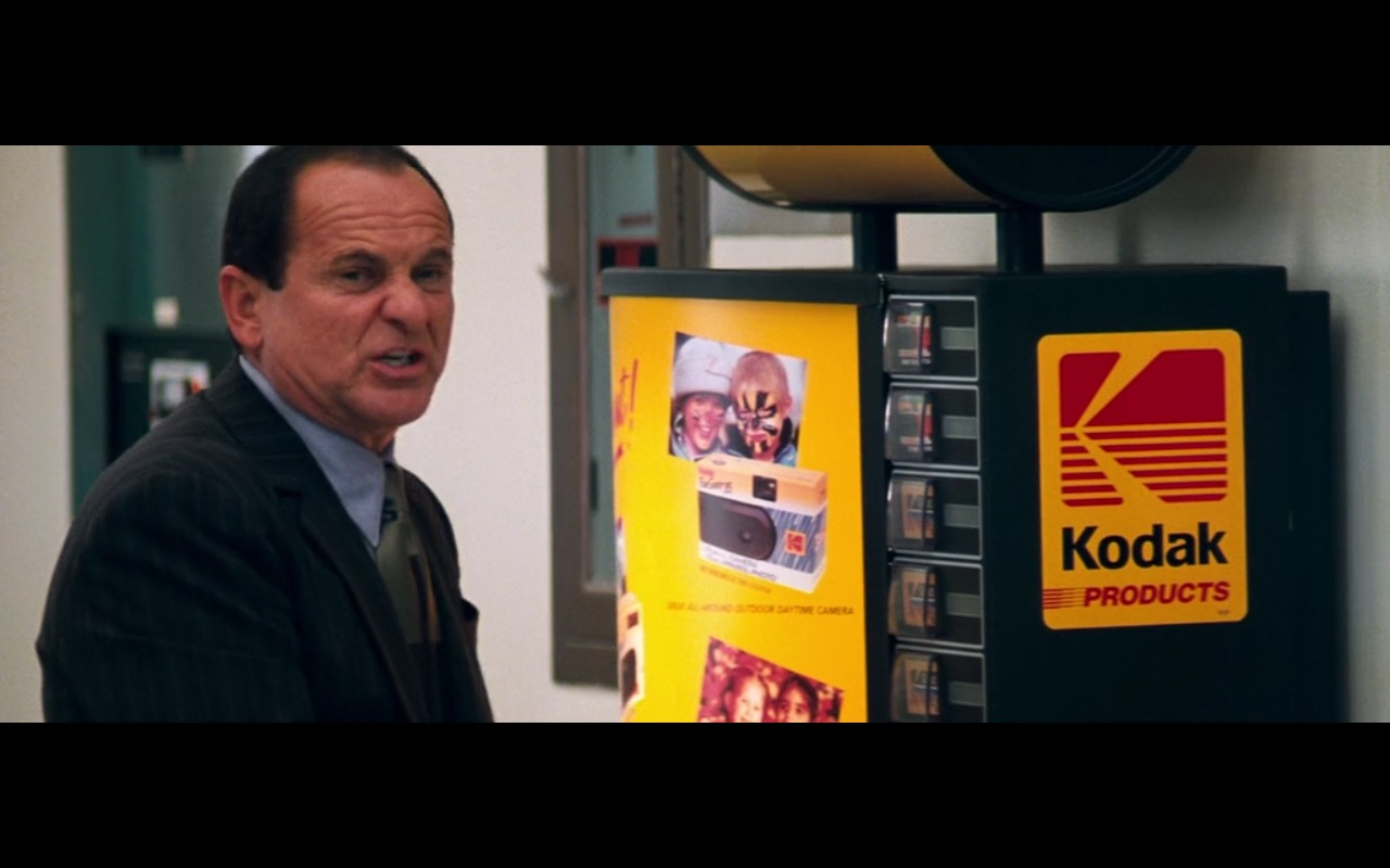 Kodak – Lethal Weapon 4 (1998) Movie Product Placement