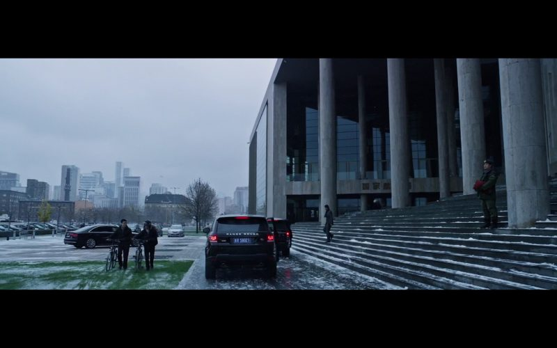 Land Rover Range Rover – The Martian (2015) Movie Product Placement