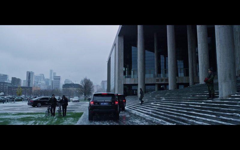 Land Rover Range Rover – The Martian (2015)