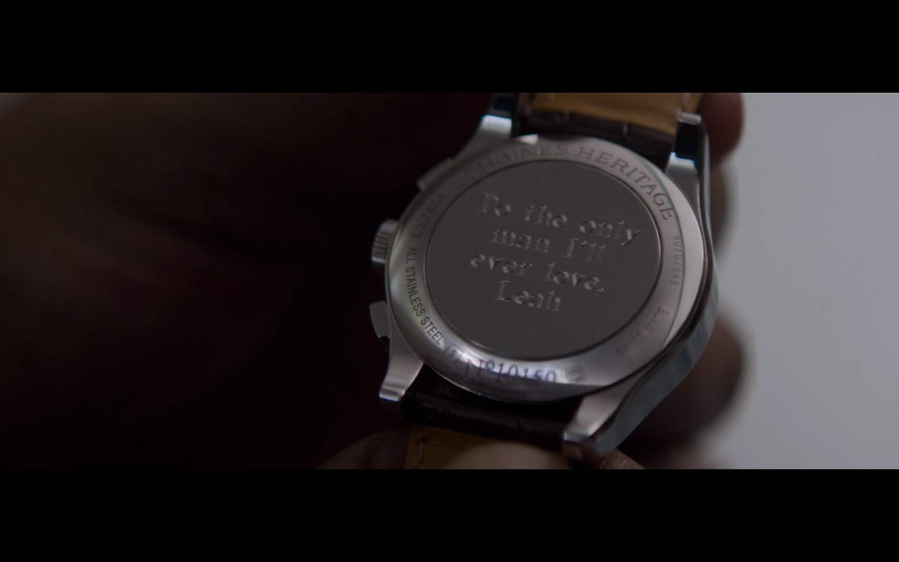 Longines Watches - Heritage Collection - The Perfect Guy (2015) Movie Product Placement