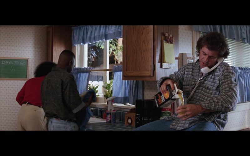 Minute Maid Orange Juice  - Lethal Weapon 3 (1992) Movie Product Placement