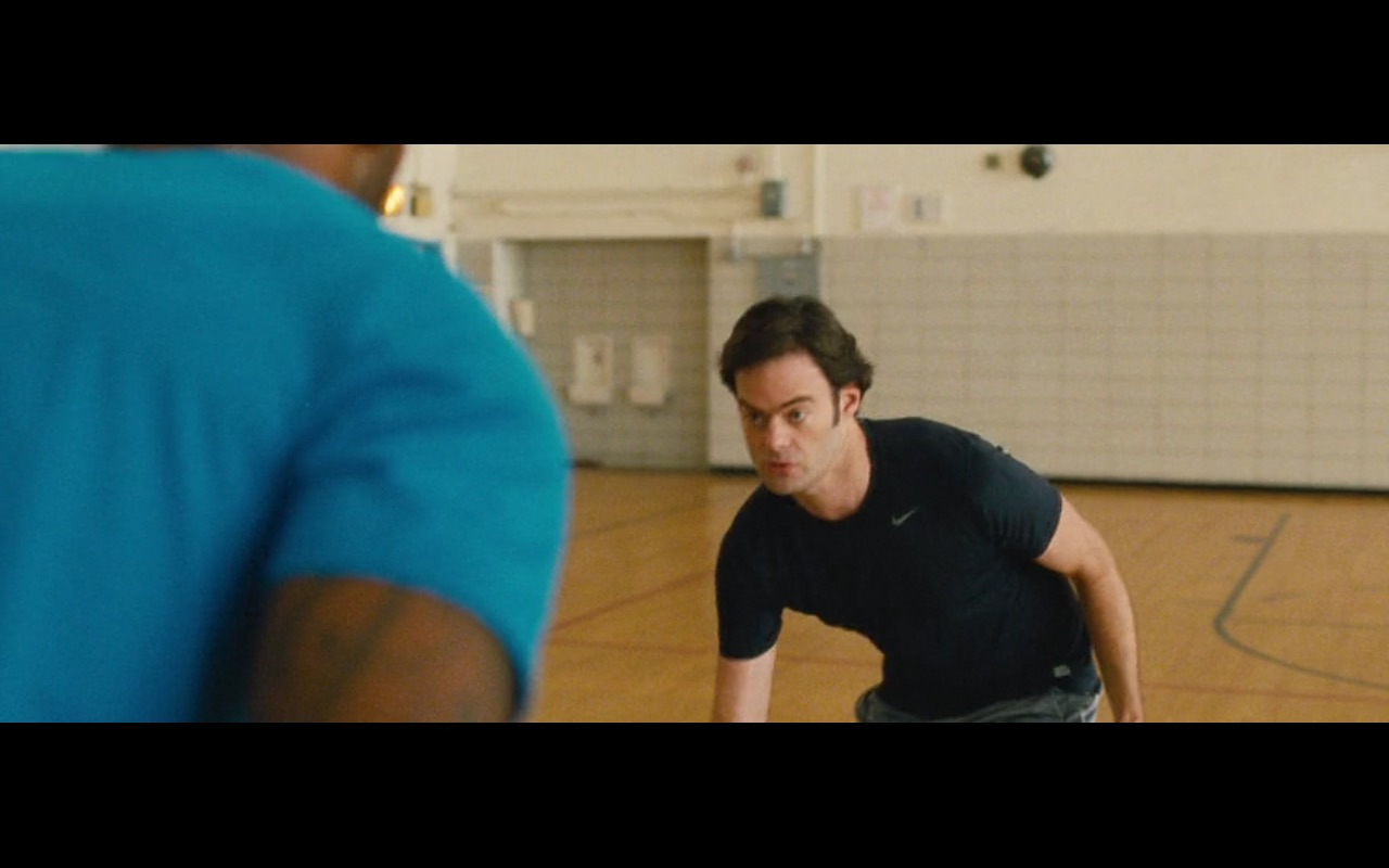 Nike T-Shirt – Trainwreck (2015) Movie Product Placement