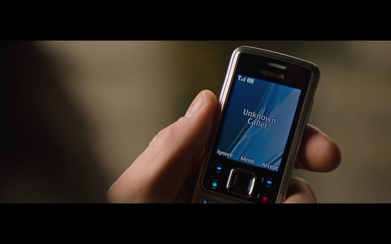 Nokia Phone – Yes Man 2008 product placement (3)