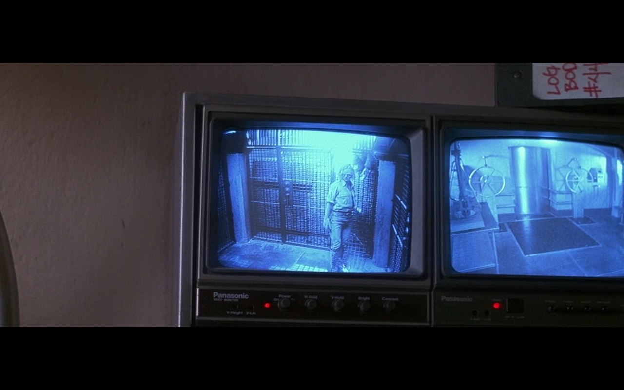 Panasonic TV and Monitors – Die Hard With a Vengeance (1995)