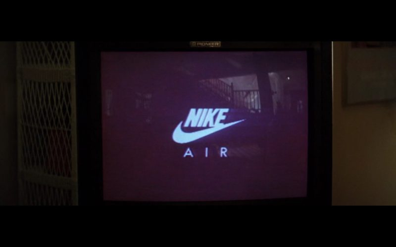 Pioneer TV and Nike Advertising – Lethal Weapon 2 (1989)