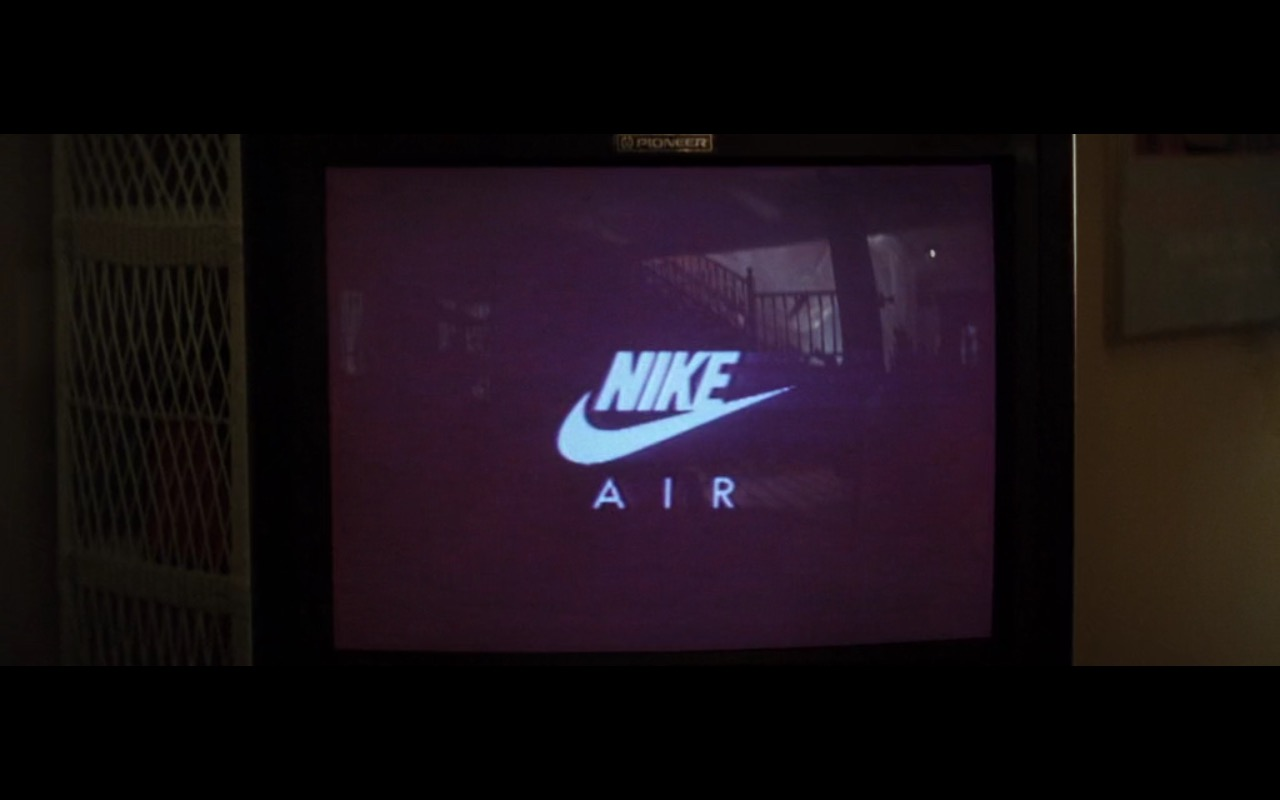 Pioneer TV and Nike Air Advertising – Lethal Weapon 2 (1989) Movie Product Placement