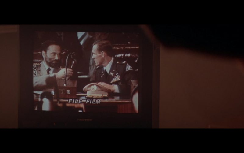 Proton TV – Die Hard 2 (1990) Movie Product Placement