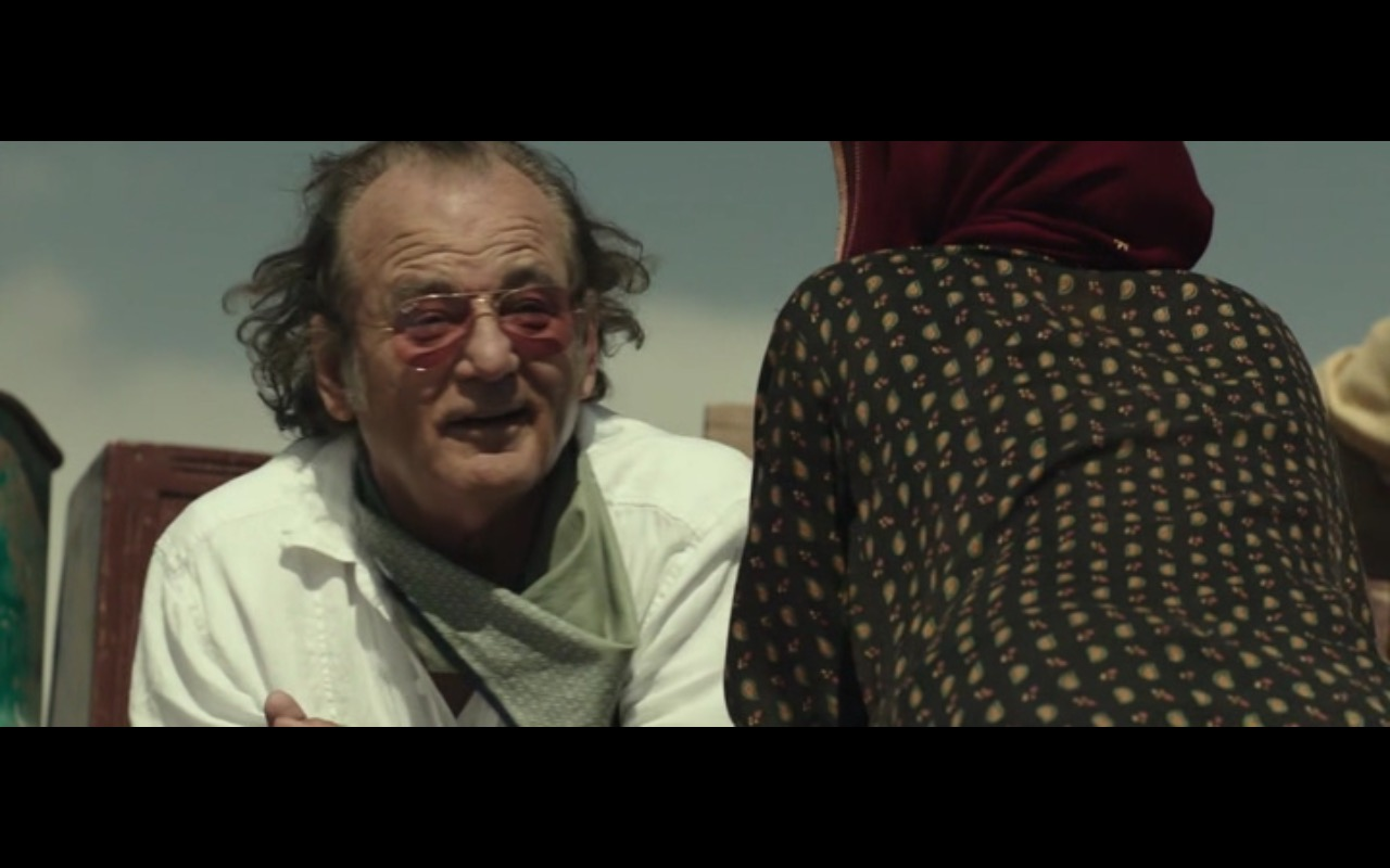 Ray-Ban Men's Sunglasses – Rock the Kasbah (2015) Movie Product Placement
