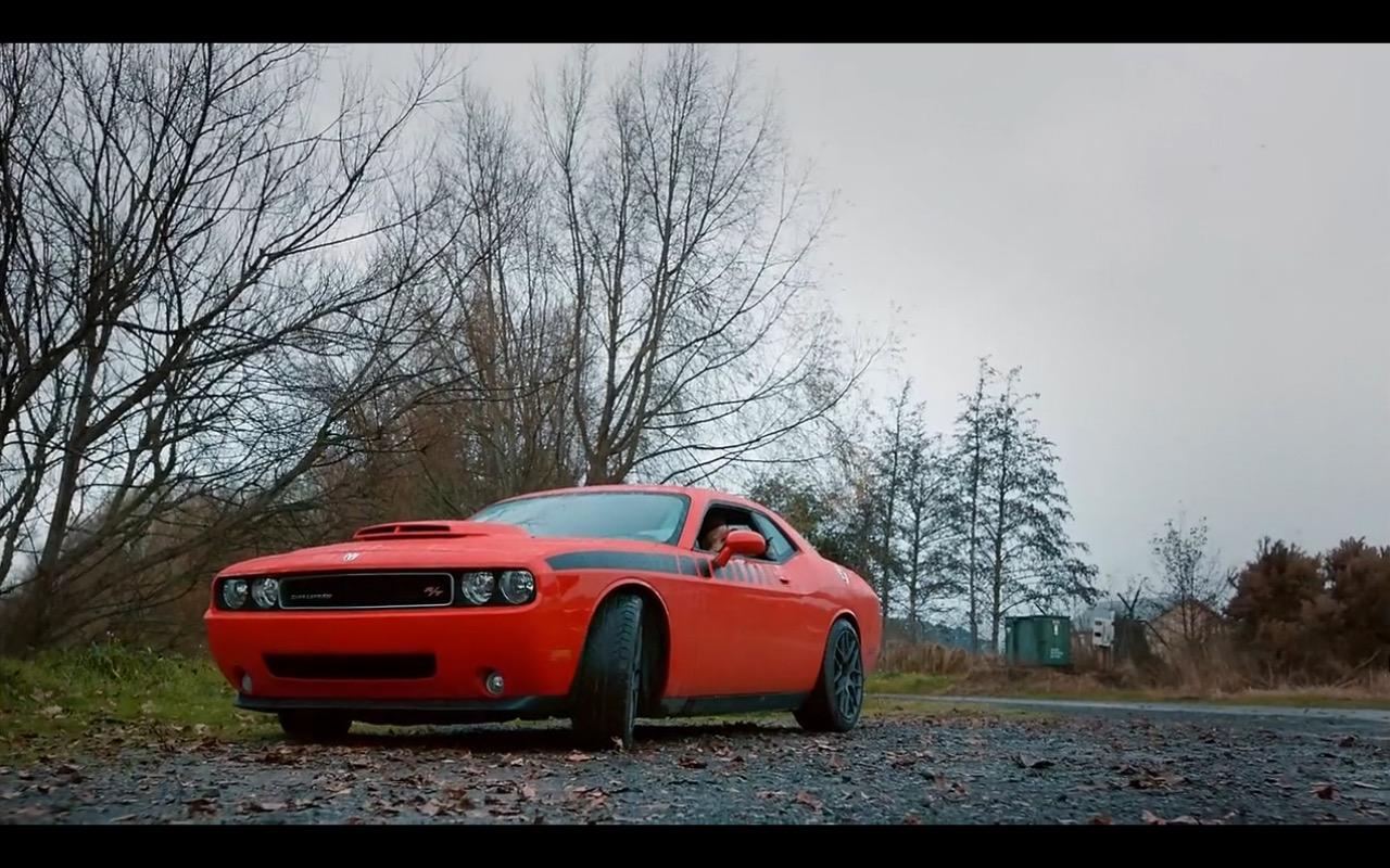 Red Dodge Challenger – Ash Vs. Evil Dead (3)