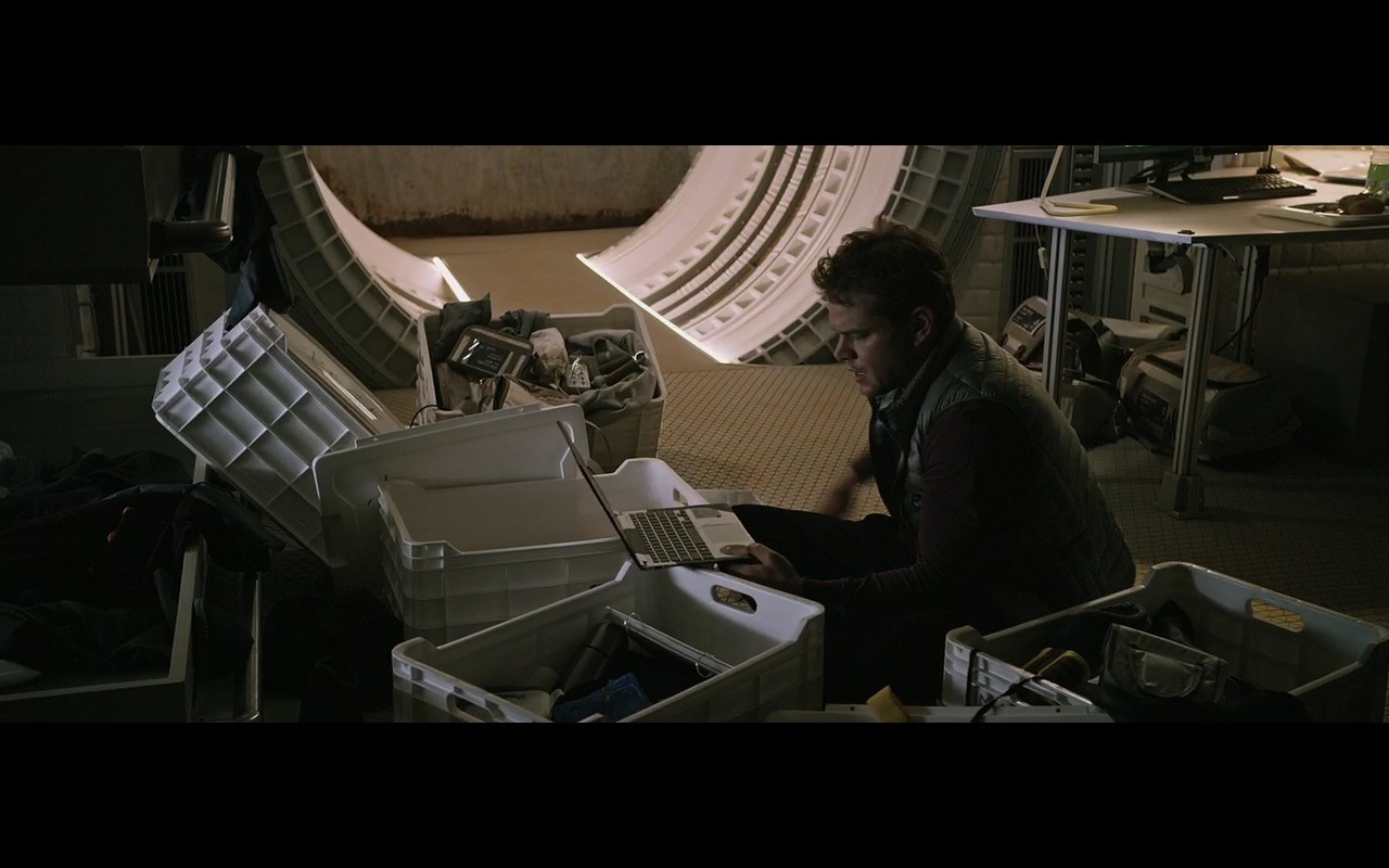 Samsung Notebook – The Martian (2015) Movie Product Placement