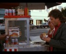 Sara Lee, Pepsi and Perrier in Lethal Weapon (1987)