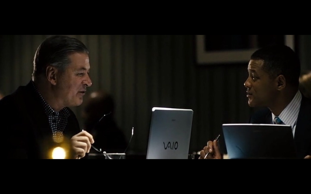 Sony VAIO Laptops - Concussion (2015) - Movie Product Placement