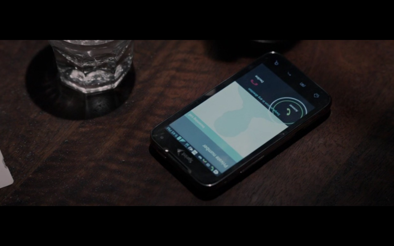 Sprint Phone – Criminal Activities (2015) Movie Product Placement