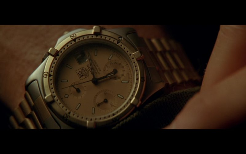 TAG Heuer Men's Watches Product Placement in Die Hard 2 Movie (1)