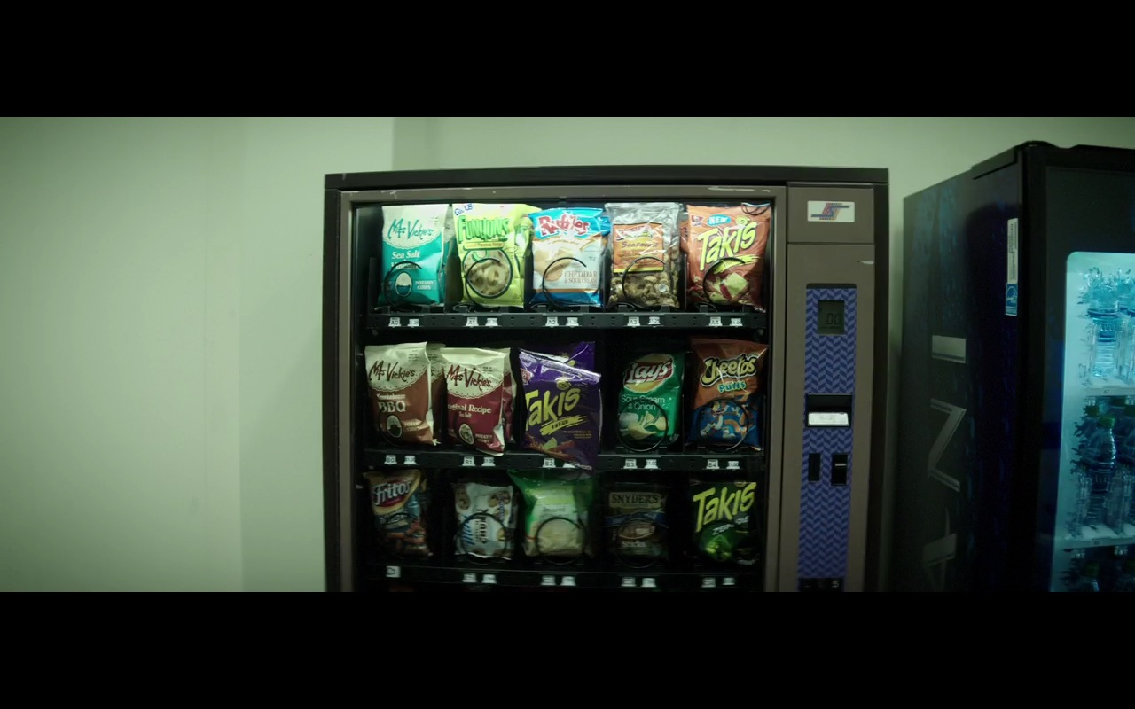 Takis, Lay's and Cheetos - Scouts Guide to the Zombie Apocalypse (2015) Movie Product Placement