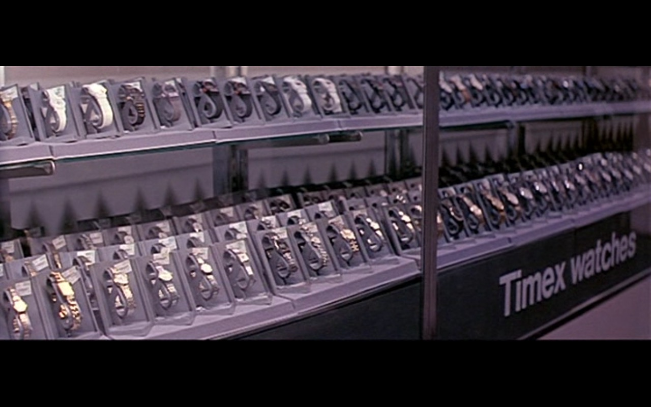 Timex Watches – Career Opportunities (1991) Movie Product Placement