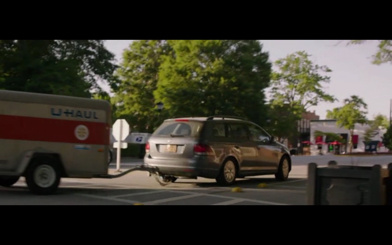 U-Haul – Goosebumps (2015) Movie Product Placement