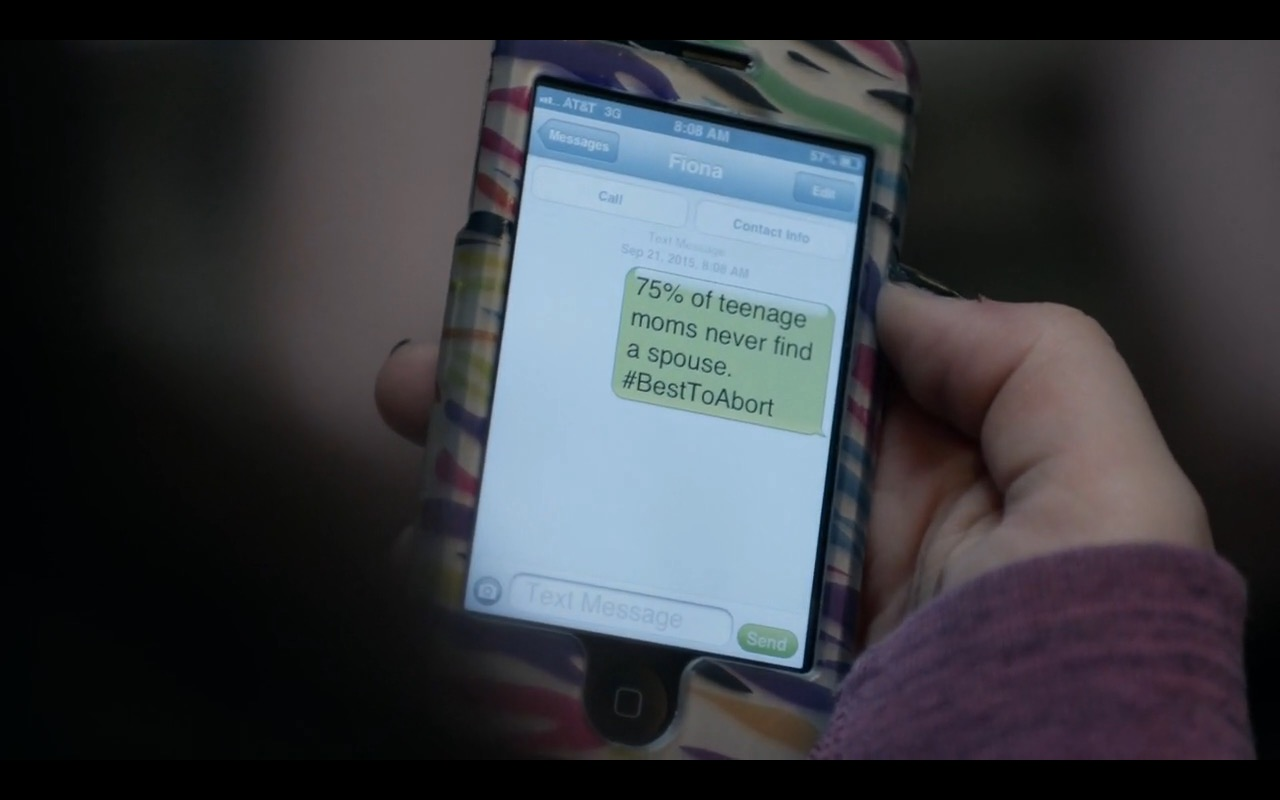 AT&T and Apple iPhone - Shameless (1)