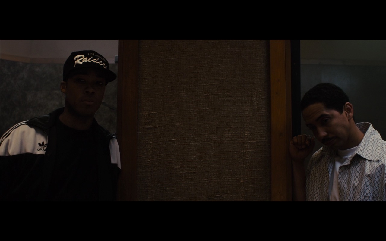Adidas Jacket - Straight Outta Compton (2015) - Movie Product Placement