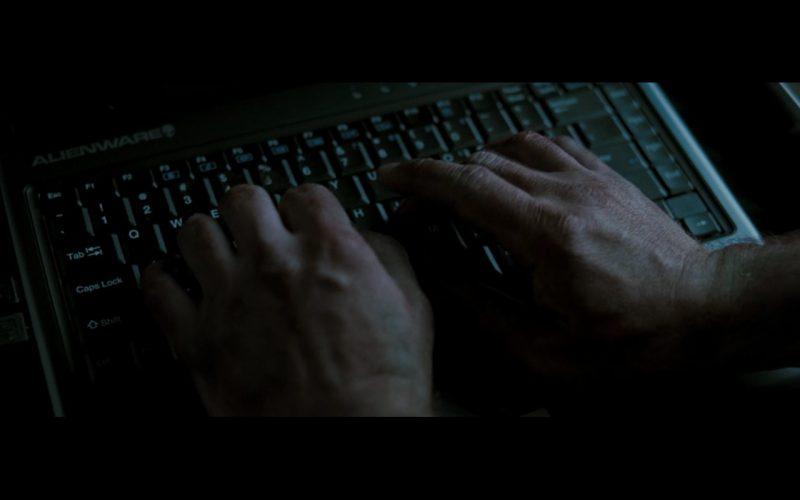 Alienware Laptop – Live Free or Die Hard 2007 (1)